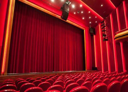 fabricantes de telones para teatros en sevilla