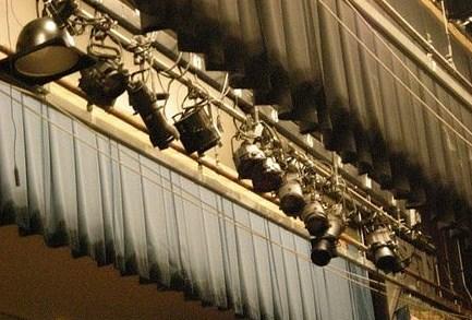 telones para teatros mercury
