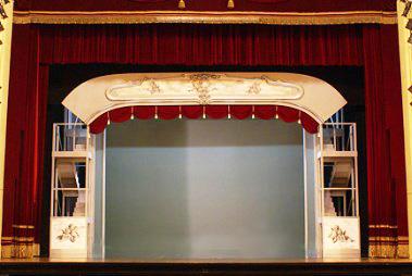 arlequines para teatros