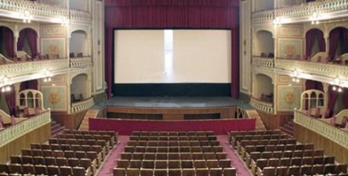 fabrica de telones para teatros en andalucia