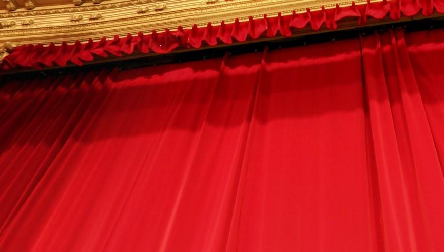 diseño de telones para teatros